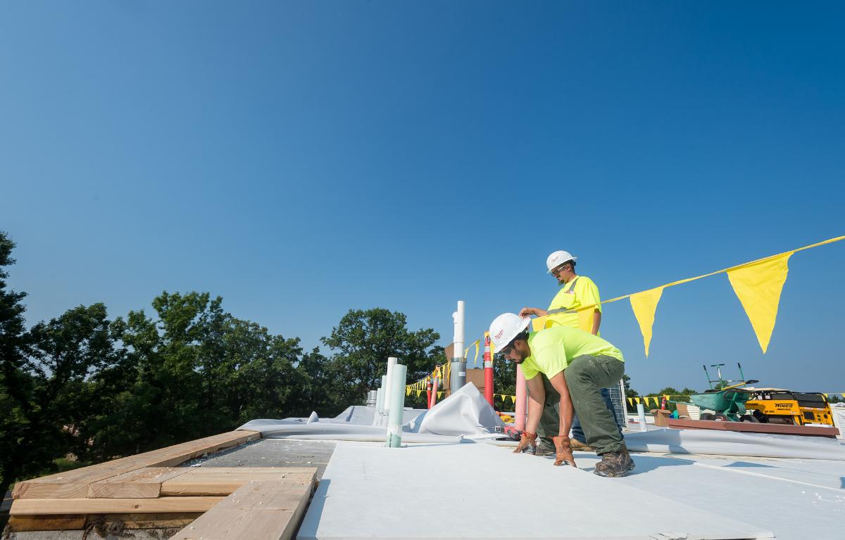 Commercial Roof Preventive Maintenance